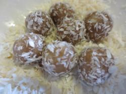 風邪予防に金時生姜のココナッツヌガー