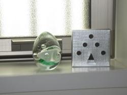 【カビコナイ】は、浴室などの湿気の多いところに置くだけ。