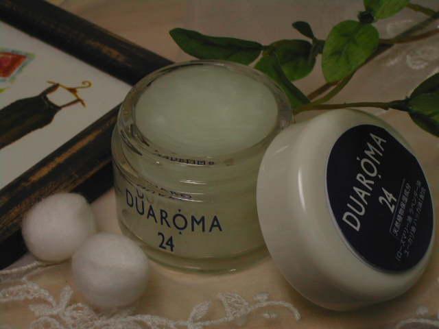 老人性の乾燥肌や呼吸器の弱いアナタに心強いクリーム【デュアロマ24】薬用クリーム