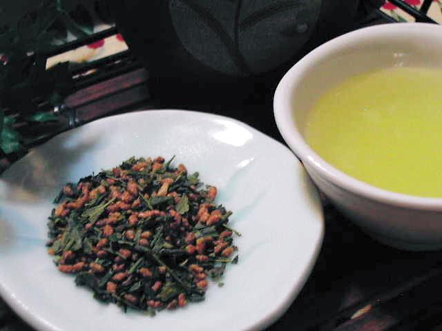 緑茶と玄米のハーモニー【オーサワの有機玄米茶】オーサワジャパン